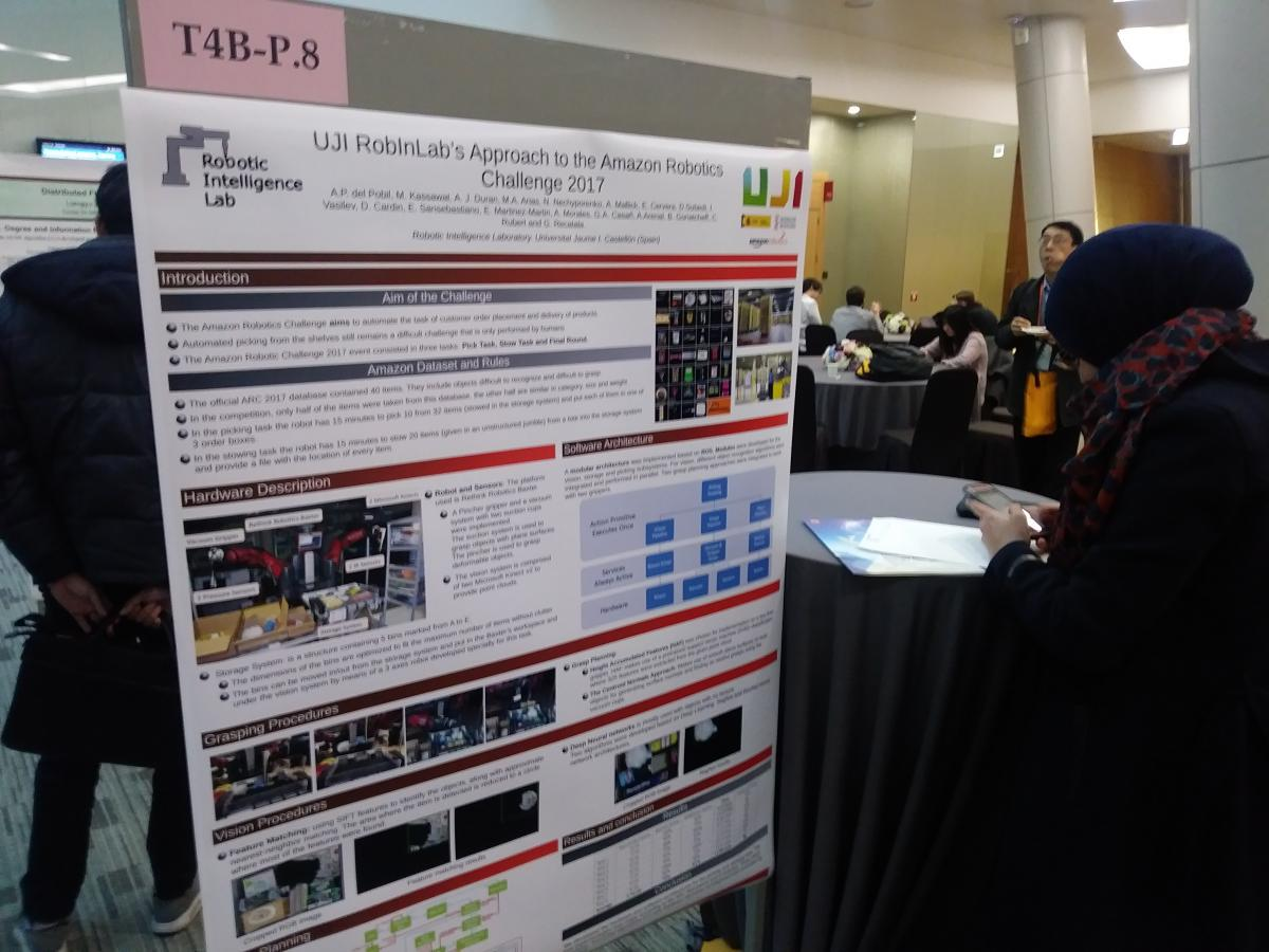 Poster in IEEE Conference in Korea